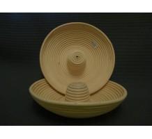 Корзинка из ротанга круглая без середины, размер 29*6,5