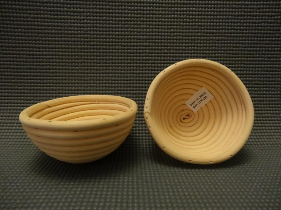 Корзинка из ротанга круглая, размер 11*6