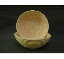 Корзинка из ротанга круглая, размер 25*8,5