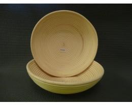 Корзинка из ротанга круглая, размер 30*8,5