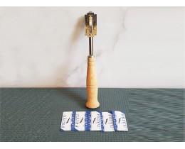 Держатель лезвия для нанесения надрезов на тесте (со сменными лезвиями 5 штук)