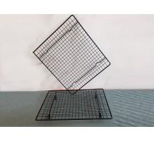Решетка для охлаждения хлеба и выпечки (малая) размер 26*23*3 см